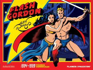 FLASH GORDON Nº 1 1934-1939
