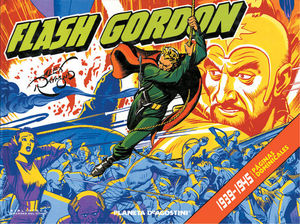 FLASH GORDON Nº 2 1939-1945