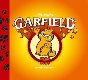 GARFIELD 1984-1986