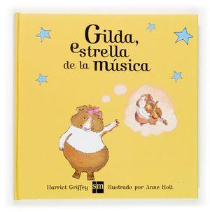 GILDA, ESTRELLA DE LA MUSICA
