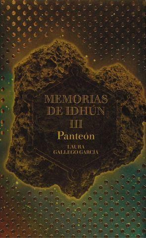 PANTEON. MEMORIAS DE IDHUN Nº 3