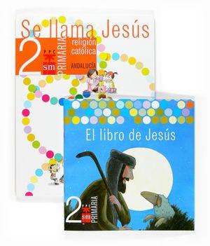 RELIGION SE LLAMA JESUS ANDALUCIA 2º PRIMARIA
