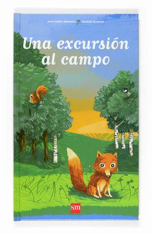 EXCURSION AL CAMPO, UNA