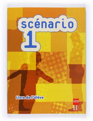 SCENARIO 1 LIVRE DE L´ELEVE