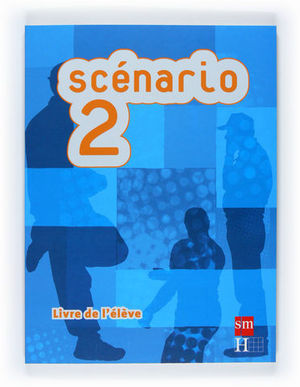 SCENARIO 2 LIVRE DE L´ELEVE