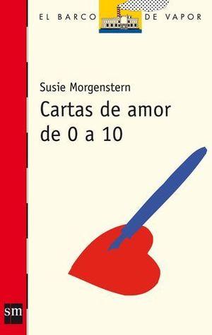 CARTAS DE AMOR DE 0 A 10