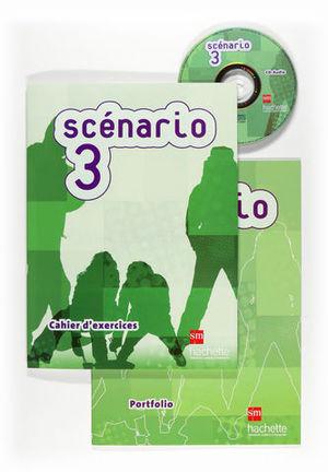 SCENARIO 3 CAHIER D´EXERCICES