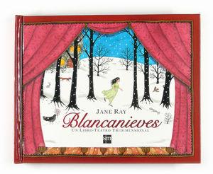 BLANCANIEVES LIBRO TEATRO TRIDIMENSIONAL