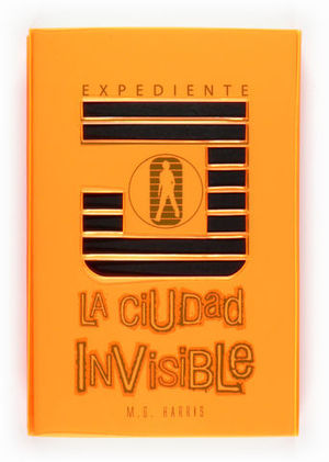 EXPEDIENTE J LA CIUDAD INVISIBLE