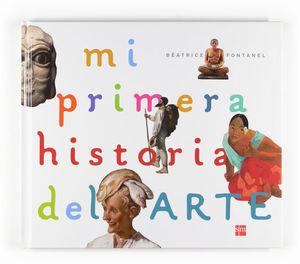 MI PRIMERA HISTORIA DEL ARTE