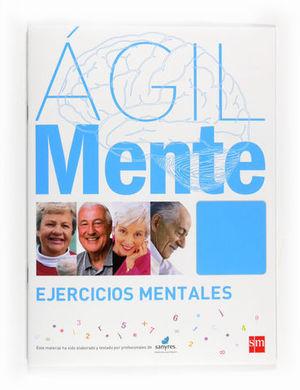AGILMENTE EJERCICIOS MENTALES AZUL