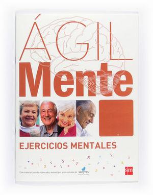AGILMENTE EJERCICIOS MENTALES MARRON