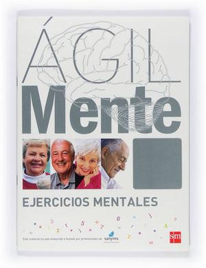 AGILMENTE EJERCICIOS MENTALES GRIS