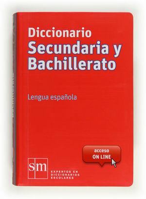 DICCIONARIO SECUNDARIA Y BACHILLERATO ED. 2012