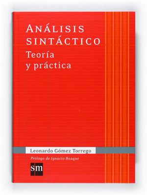 ANALISIS SINTACTICO TEORIA Y PRACTICA ED. 2011