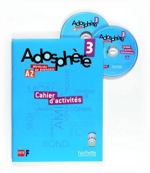 ADOSPHERE 3 CAHIER D´ACTIVITES