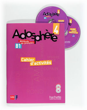 ADOSPHERE 4 CAHIER D´ACTIVITES