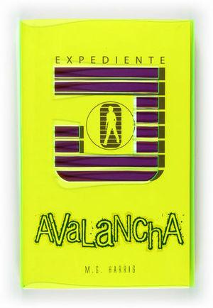 EXPEDIENTE J AVALANCHA