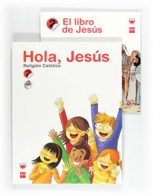 HOLA JESUS 2º PRIMARIA