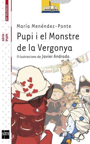 PUPI I EL MONSTRE DE LA VERGONYA