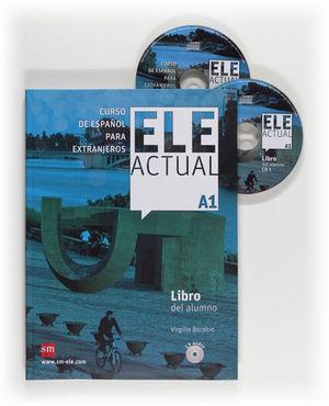 ELE ACTUAL A1 LIBRO DEL ALUMNO + CD AUDIO