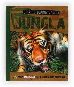 GUIA DE SUPERVIVENCIA JUNGLA