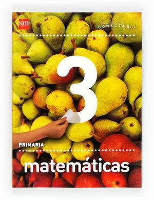 MATEMATICAS CONECTA 2.0 3º PRIMARIA