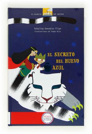 EL SECRETO DEL HUEVO AZUL