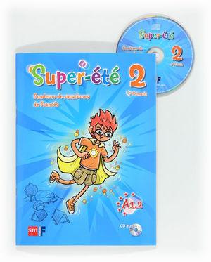 SUPER-ETE 2 6º PRIMARIA CUADERNO VACACIONES FRANCES