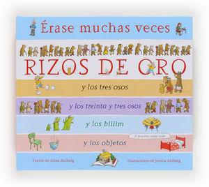 ERASE MUCHAS VECES RIZOS DE ORO