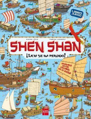 SHEN SHAN ¡ LUCY SE HA PERDIDO !
