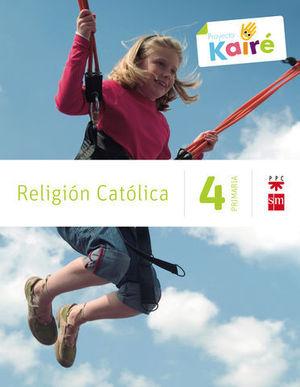 RELIGION 4º EP KAIRE SAVIA 2014