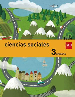 CIENCIAS SOCIALES 3º EP SAVIA