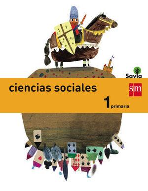 CIENCIAS SOCIALES 1º EP GENERAL INTEGRADO SAVIA 2014