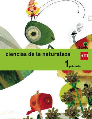 CIENCIAS DE LA NATURALEZA 1º EP INTEGRADO SAVIA 2014
