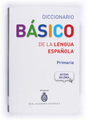 DICCIONARIO BASICO DE LA LENGUA ESPAÑOLA RAE ED. 2014