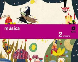 MUSICA 2º EP SAVIA ED. 2015