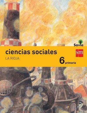 CIENCIAS SOCIALES 6º EP ´ LA RIOJA ´ SAVIA ED. 2015