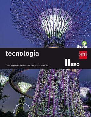 TECNOLOGIA II 3º ESO SAVIA ED. 2015