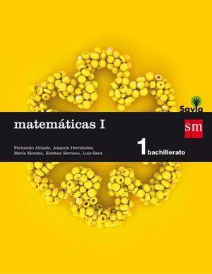 MATEMATICAS 1º BACHILLER APLICADAS CCNN SAVIA ED. 2015