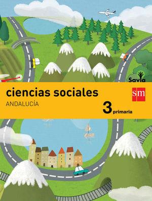 CIENCIAS SOCIALES ANDALUCIA 3º EP SAVIA