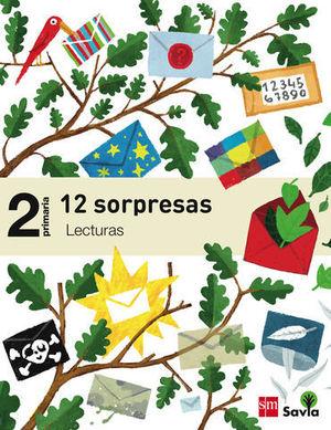 LECTURAS DE AULA 2º EP SORPRESAS SAVIA ED. 2015