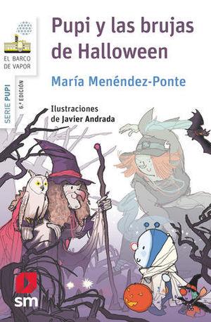 PUPI Y LAS BRUJAS DE HALLOWEEN B.V.B PUPI 11