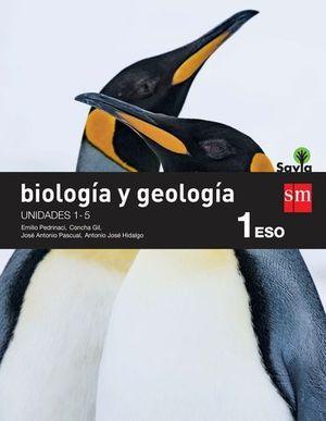 BIOLOGIA Y GEOLOGIA 1º ESO SAVIA TRIMESTRAL