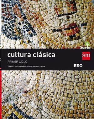 CULTURA CLASICA 2º ESO SAVIA ED. 2016