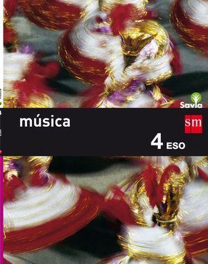 MUSICA 4º ESO SAVIA ED. 2016
