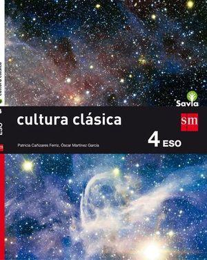 CULTURA CLASICA 4º ESO SAVIA ED. 2016