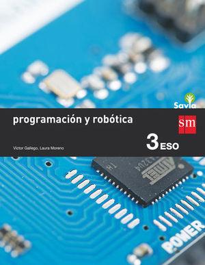 TECNOLOGIA 3º ESO ´´ MADRID ´´ SAVIA ED. 2015