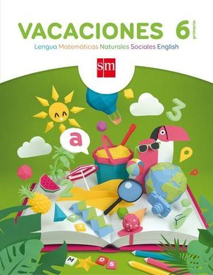 VACACIONES 6º EP ED. 2017