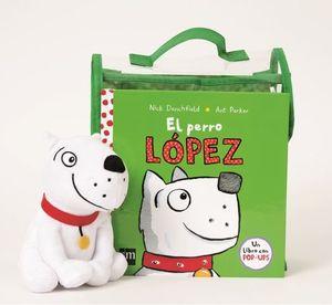 PACK EL PERRO LOPEZ + MUÑECO
